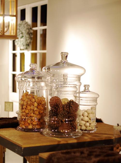 charme de provence bonbonniere lolly small von flamant. Black Bedroom Furniture Sets. Home Design Ideas