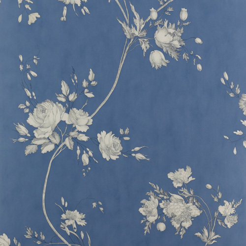 Charme de provence colefax fowler tapeten laura - Darcy wallpaper ...