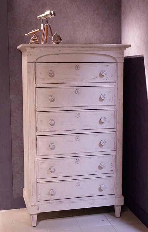 charme de provence kommode elise von flamant im antik look. Black Bedroom Furniture Sets. Home Design Ideas