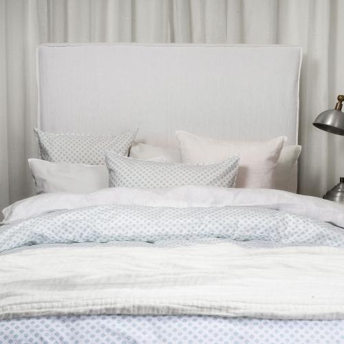 charme de provence betthussen aus leinen hussenm bel flamant flamant online shop. Black Bedroom Furniture Sets. Home Design Ideas