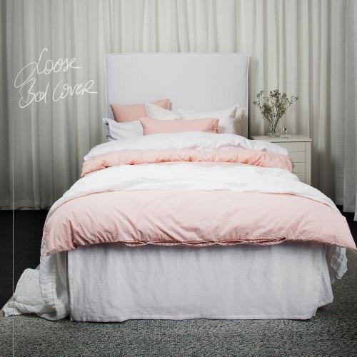 charme de provence betthussen aus leinen hussenm bel. Black Bedroom Furniture Sets. Home Design Ideas