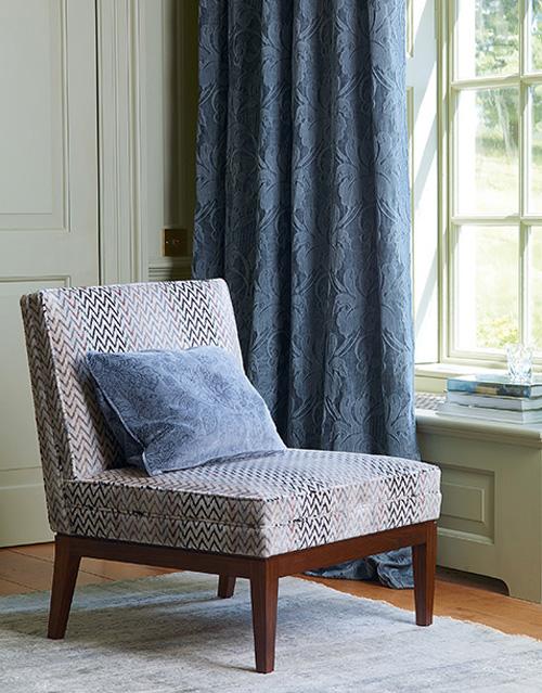 charme de provence colefax fowler stoffe meterware leinenstoffe. Black Bedroom Furniture Sets. Home Design Ideas