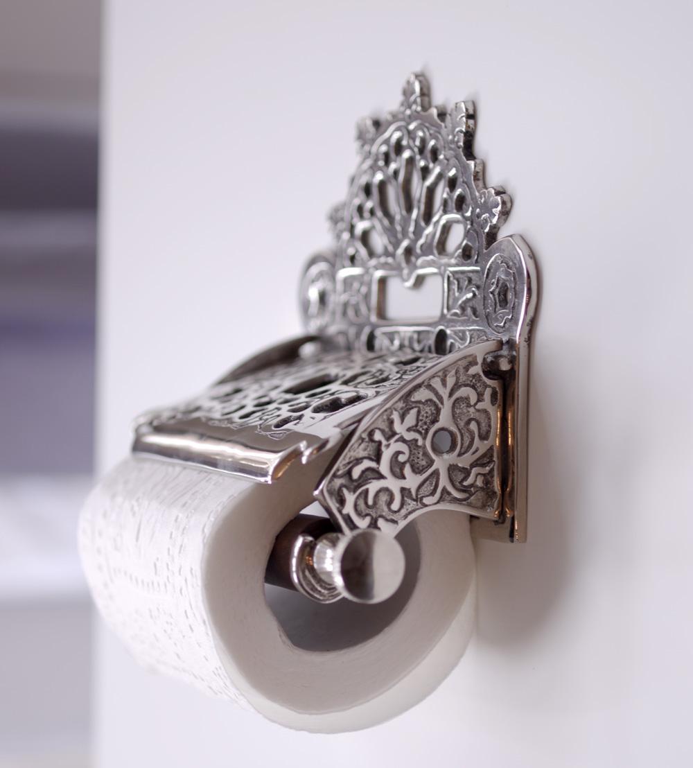 Komplett Neu Charme de Provence - Toilettenpapier, Halter HW34
