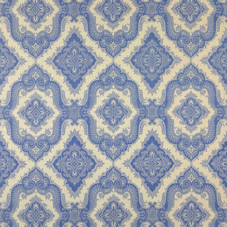 charme de provence sultan meterware von manuel canovas farbe bleu. Black Bedroom Furniture Sets. Home Design Ideas