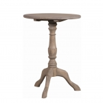 Sidetable Edwards Small aus Eiche von Flamant