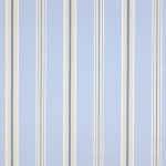 Porlock Stripe von Jane Churchill, blue