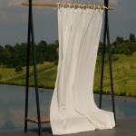 charme de provence vorh nge gardinenstangen. Black Bedroom Furniture Sets. Home Design Ideas