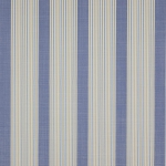 Weston Stripe Meterware von Jane Churchill, Dark Blue