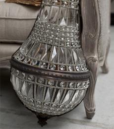charme de provence wandlampen. Black Bedroom Furniture Sets. Home Design Ideas